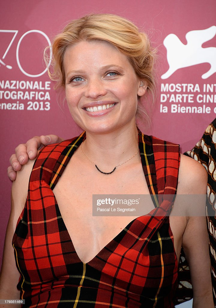 Actress Melanie Thierry attends 'The Zero Theorem' Photocall during the 70th Venice International Film Festival at the Palazzo del Casino on September 2, 2013 in Venice, Italy.
