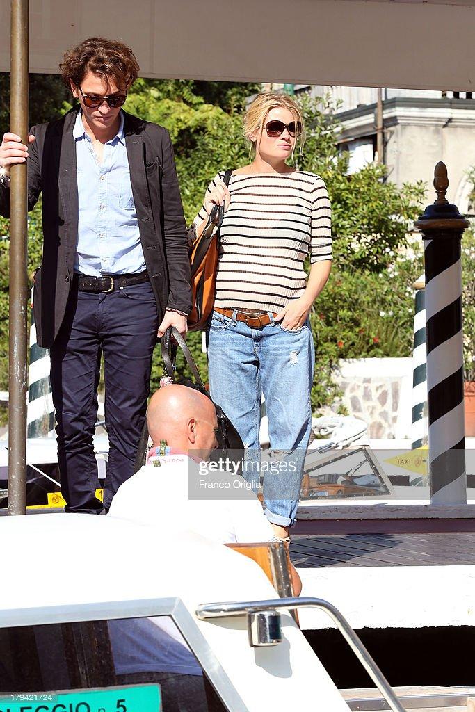 Celebrity Sightings - Day 7 - The 70th Venice International Film Festival