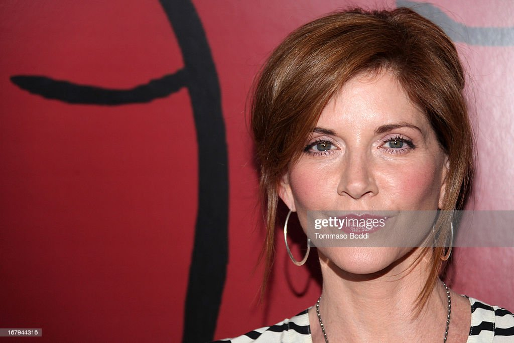 Actress <a gi-track='captionPersonalityLinkClicked' href=/galleries/search?phrase=Melinda+McGraw&family=editorial&specificpeople=2983630 ng-click='$event.stopPropagation()'>Melinda McGraw</a> attends the 1 year anniversary celebration for the WIGS Digital Channel held at Akasha on May 2, 2013 in Culver City, California.