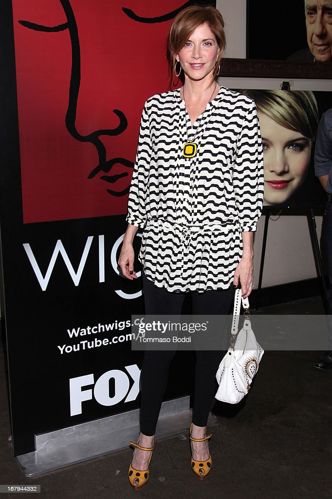 Actress Melinda McGraw attends the 1 year anniversary celebration for the WIGS Digital Channel held at Akasha on May 2, 2013 in Culver City, California.