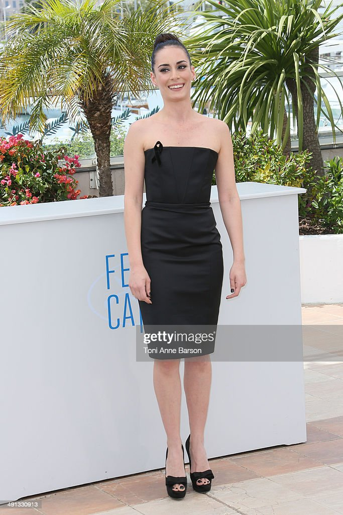 Actress Melisa Sozen attends the 'Winter Sleep' photocall at the 67th Annual Cannes Film Festival on May 16, 2014 in Cannes, France.