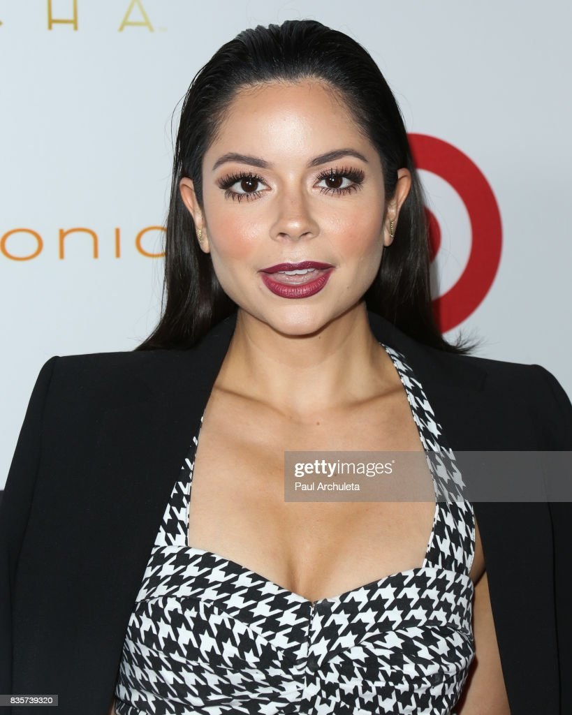 Actress Melissa Carcache attends the NYX Professional Makeup's 6th Annual FACE Awards at The Shrine Auditorium on August 19, 2017 in Los Angeles, California.