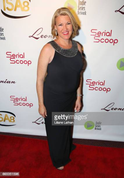 Actress Melissa Disney arrives at the 8th Annual Indie Series Awards at The Colony Theater on April 5 2017 in Burbank California