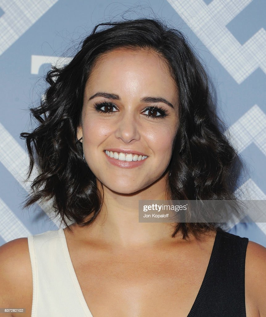 Actress Melissa Fumero arrives at the 2017 Fox Summer TCA Tour at the Soho House on August 8, 2017 in West Hollywood, California.