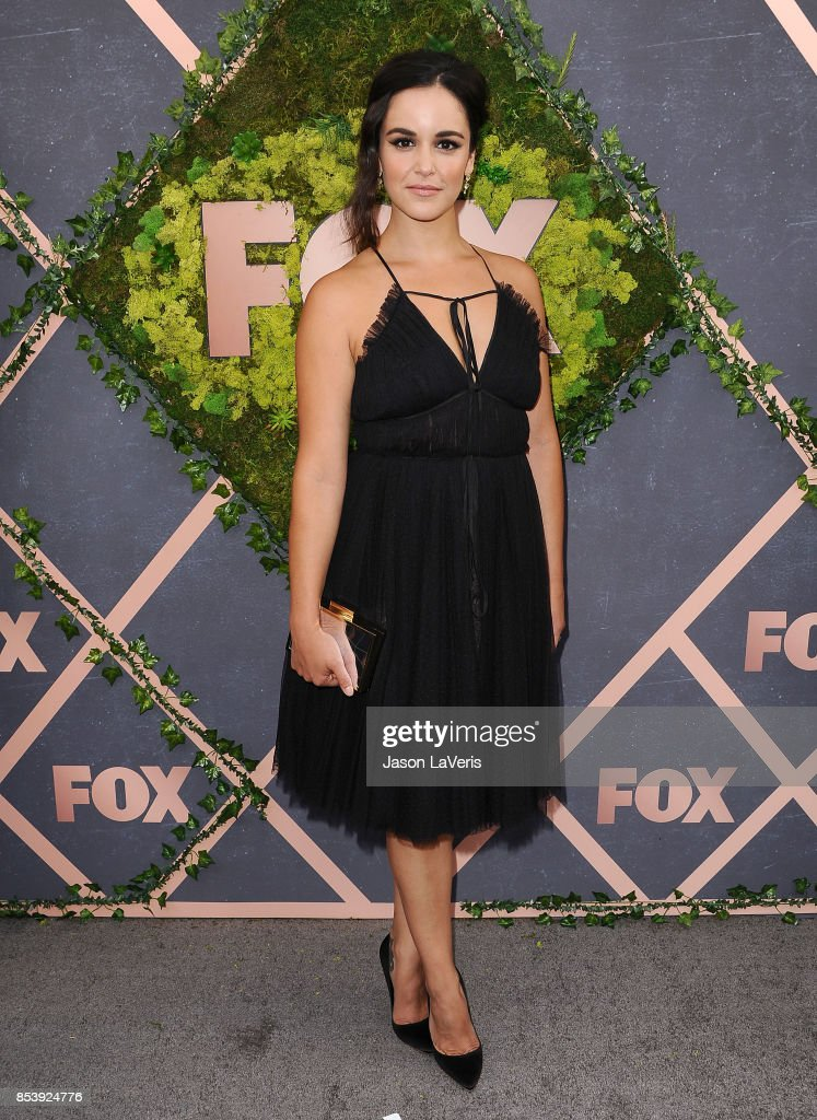 Actress Melissa Fumero attends the FOX Fall Party at Catch LA on September 25, 2017 in West Hollywood, California.