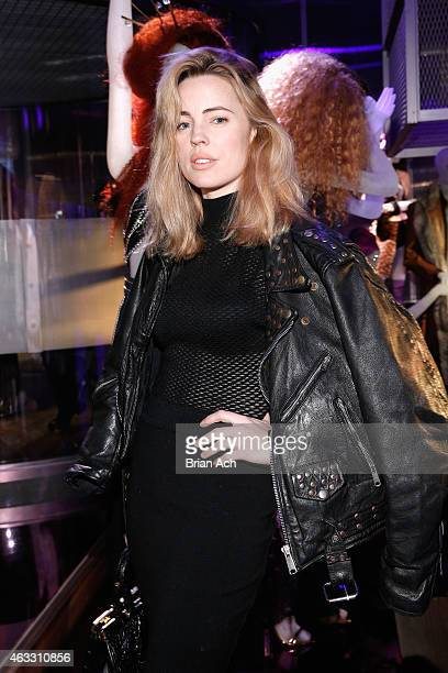 Actress Melissa George attends Prada The Iconoclasts New York 2015 on February 12 2015 in New York City