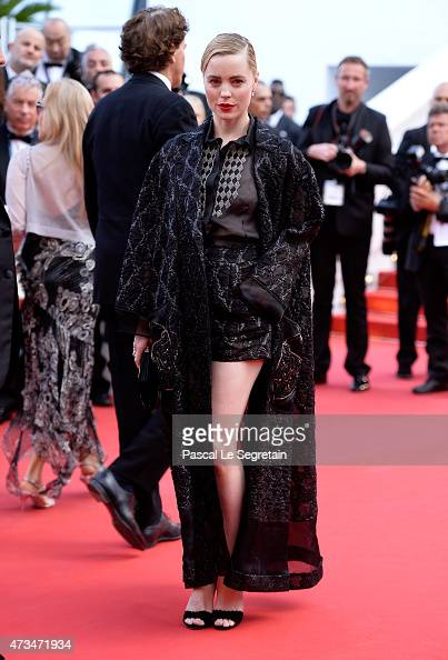 Actress Melissa George attends the Premiere of 'Irrational Man' during the 68th annual Cannes Film Festival on May 15 2015 in Cannes France