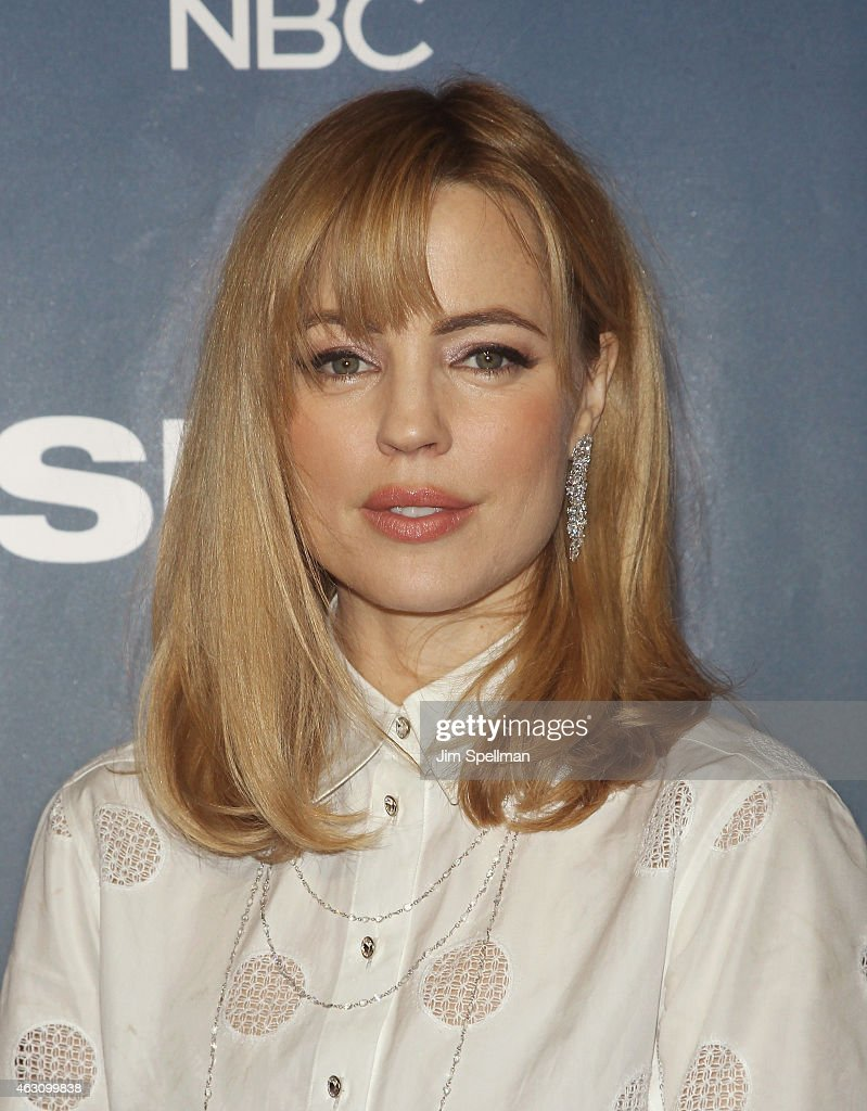 Actress Melissa George attends 'The Slap' premiere party at The New Museum on February 9, 2015 in New York City.