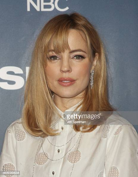 Actress Melissa George attends 'The Slap' premiere party at The New Museum on February 9 2015 in New York City