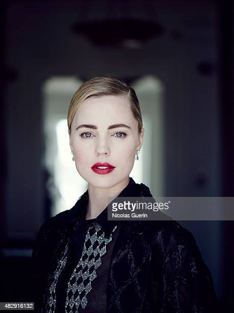 Actress Melissa George is photographed on May 15 2015 in Cannes France