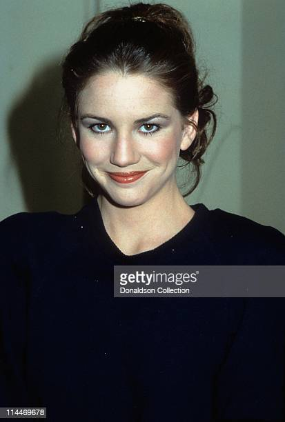 Actress Melissa Gilbert poses for a portrait in 1987 in Los Angeles California