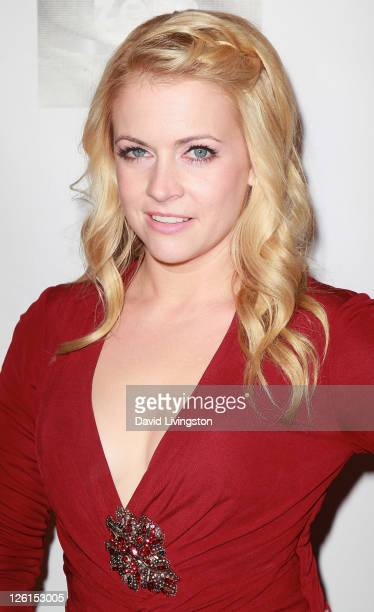 Actress Melissa Joan Hart attends the 3rd annual Get Lucky for Lupus LA event at Peterson Automotive Museum on September 22 2011 in Los Angeles...