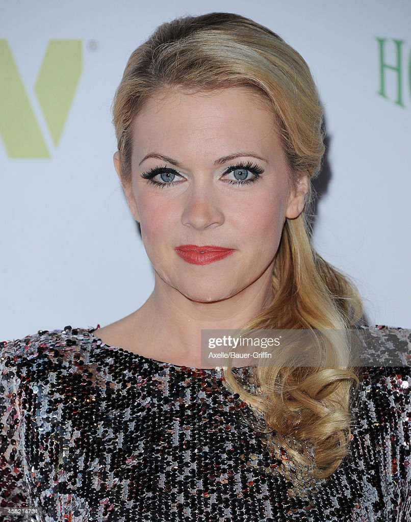Actress <a gi-track='captionPersonalityLinkClicked' href=/galleries/search?phrase=Melissa+Joan+Hart&family=editorial&specificpeople=204647 ng-click='$event.stopPropagation()'>Melissa Joan Hart</a> attends The Hollywood Christmas Parade Benefiting Toys For Tots Foundation on December 1, 2013 in Hollywood, California.