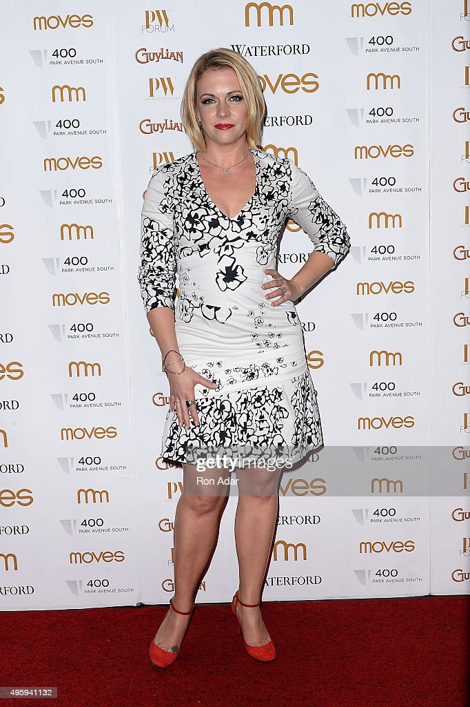 Moves 2015 Power Women Awards Gala