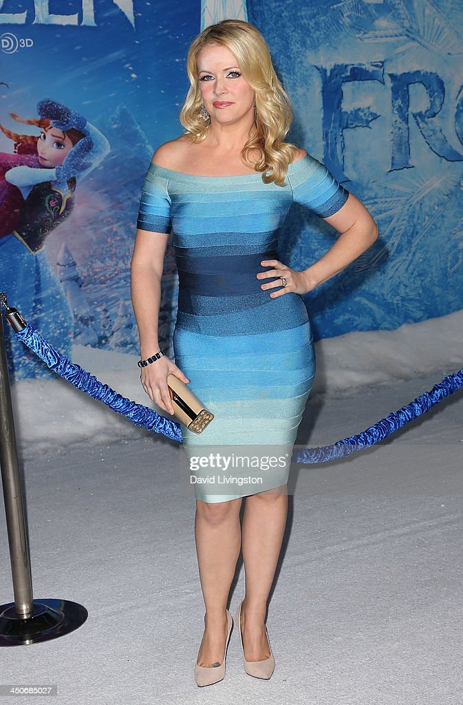 Actress Melissa Joan Hart attends the premiere of Walt Disney Animation Studios' 'Frozen' at the El Capitan Theatre on November 19, 2013 in Hollywood, California.