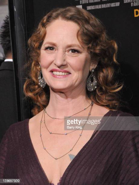 Actress Melissa Leo arrives at the Los Angeles Premiere 'The Fighter' at Grauman's Chinese Theatre on December 6 2010 in Hollywood California