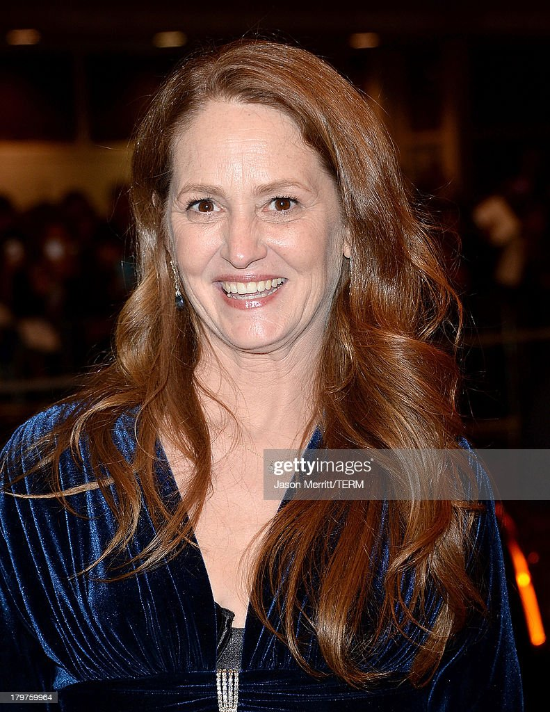 Actress <a gi-track='captionPersonalityLinkClicked' href=/galleries/search?phrase=Melissa+Leo&family=editorial&specificpeople=2083907 ng-click='$event.stopPropagation()'>Melissa Leo</a> arrives at the 'Prisoners' premiere during the 2013 Toronto International Film Festival at The Elgin on September 6, 2013 in Toronto, Canada.
