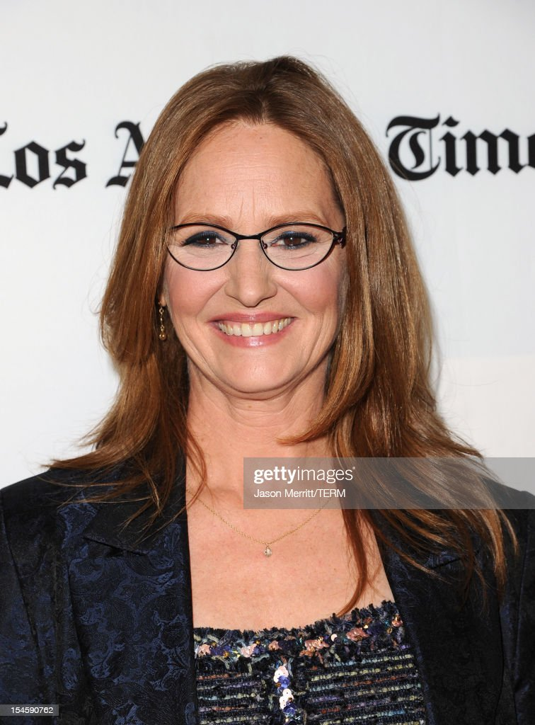 Actress Melissa Leo attends the 16th Annual Hollywood Film Awards Gala presented by The Los Angeles Times held at The Beverly Hilton Hotel on October 22, 2012 in Beverly Hills, California.