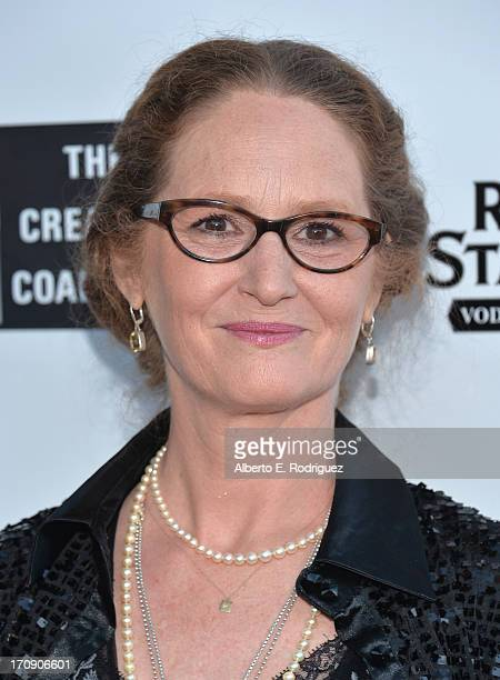 Actress Melissa Leo attends The Creative Coalition's 2013 Summer Soiree at Mari Vanna Los Angeles on June 19 2013 in West Hollywood California