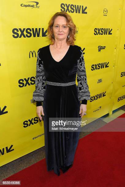 Actress Melissa Leo attends the 'I'm Dying Up Here' premiere 2017 SXSW Conference and Festivals on March 15 2017 in Austin Texas