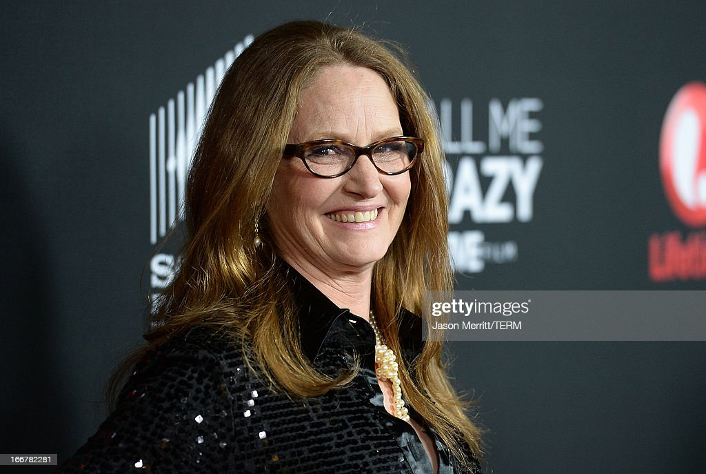 Actress Melissa Leo attends the premiere of Lifetime's 'Call Me Crazy: A Five Film' at Pacific Design Center on April 16, 2013 in West Hollywood, California.