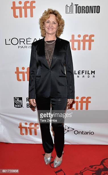 Actress Melissa Leo attends the premiere of 'Snowden' at the 2016 Toronto International Film Festival at Roy Thomson Hall on September 9 2016 in...
