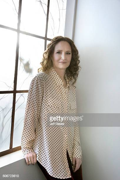Actress Melissa Leo is photographed for TV Guide Magazine on January 17 2015 in Pasadena California