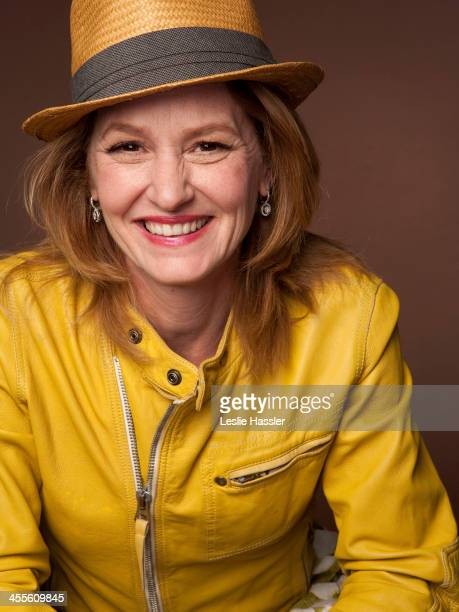 Actress Melissa Leo is photographed on April 28 2010 in New York City