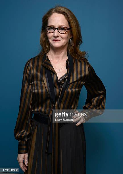 Actress Melissa Leo of 'Prisoners' poses at the Guess Portrait Studio during 2013 Toronto International Film Festival on September 7 2013 in Toronto...