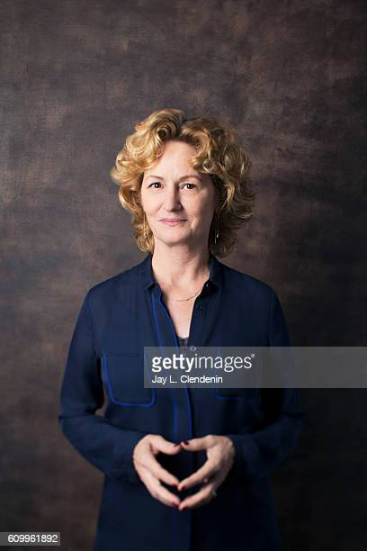 Actress Melissa Leo of the movie 'Snowden' poses for a portraits at the Toronto International Film Festival for Los Angeles Times on September 9 2016...