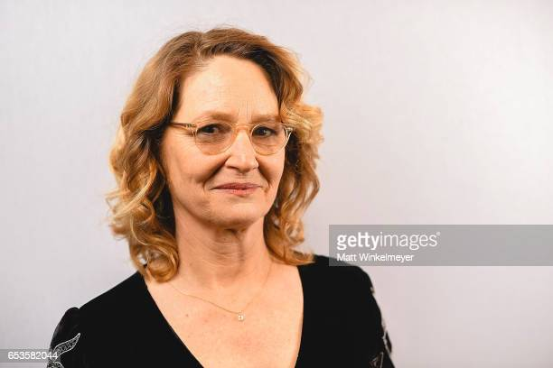 Actress Melissa Leo poses for a portrait during the 'I'm Dying Up Here' premiere 2017 SXSW Conference and Festivals on March 15 2017 in Austin Texas