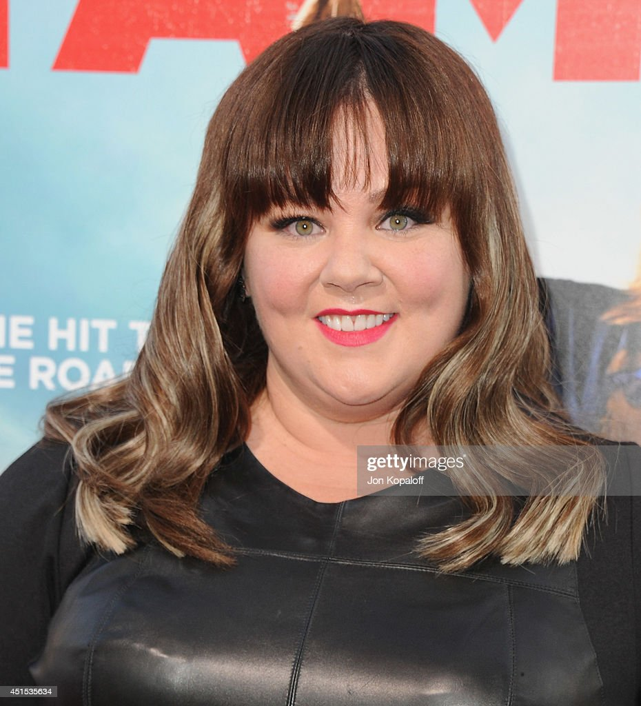 Actress <a gi-track='captionPersonalityLinkClicked' href=/galleries/search?phrase=Melissa+McCarthy&family=editorial&specificpeople=880291 ng-click='$event.stopPropagation()'>Melissa McCarthy</a> arrives at the Los Angeles Premiere 'Tammy' at TCL Chinese Theatre on June 30, 2014 in Hollywood, California.