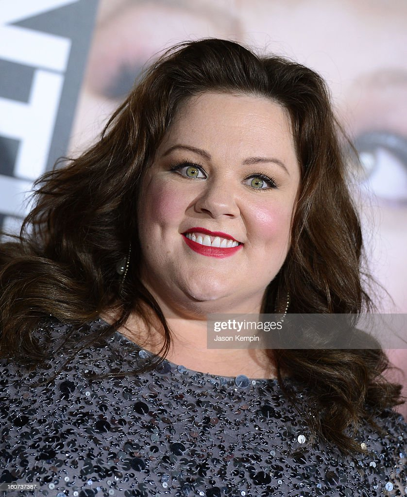 Actress Melissa McCarthy attends the Premiere Of Universal Pictures' 'Identity Thief' on February 4, 2013 in Westwood, California.