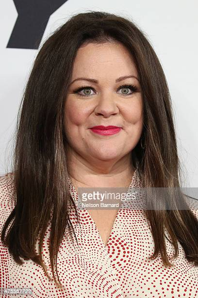 Actress Melissa McCarthy attends the 'Spy' New York Premiere at AMC Loews Lincoln Square on June 1 2015 in New York City