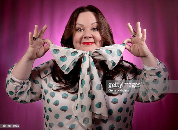 Actress Melissa McCarthy is photographed for Los Angeles Times on June 27 2014 in Beverly Hills California PUBLISHED IMAGE CREDIT MUST READ Genaro...