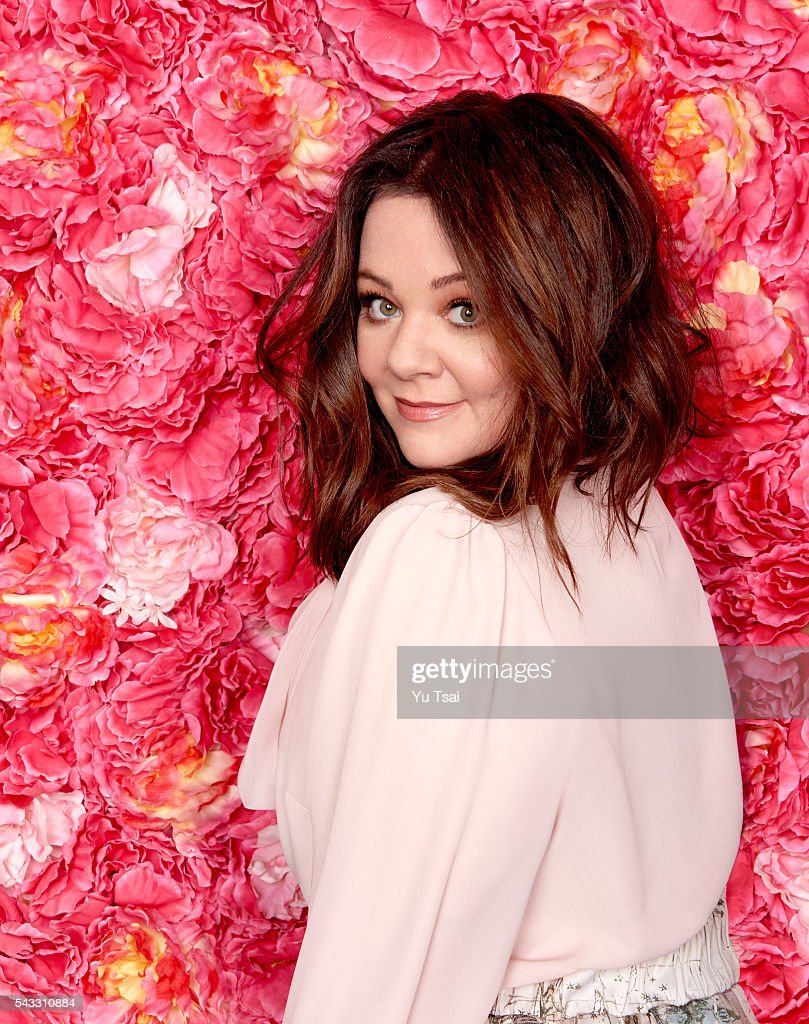 Actress <a gi-track='captionPersonalityLinkClicked' href=/galleries/search?phrase=Melissa+McCarthy&family=editorial&specificpeople=880291 ng-click='$event.stopPropagation()'>Melissa McCarthy</a> is photographed for Redbook Magazine on February 1, 2016 in Los Angeles, California. ON DOMESTIC EMBARGO UNTIL JULY 1, 2016. ON INTERNATIONAL EMBARGO UNTIL JANUARY 1, 2017. Published Image.