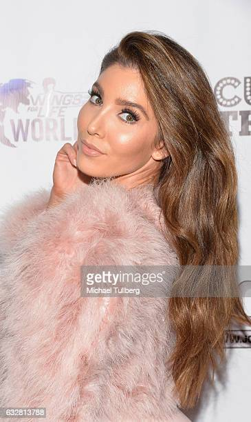Actress Melissa Molinaro attends the official launch of The EPIC Project Empowering People In Chairs at Cupcake Theater on January 26 2017 in Los...