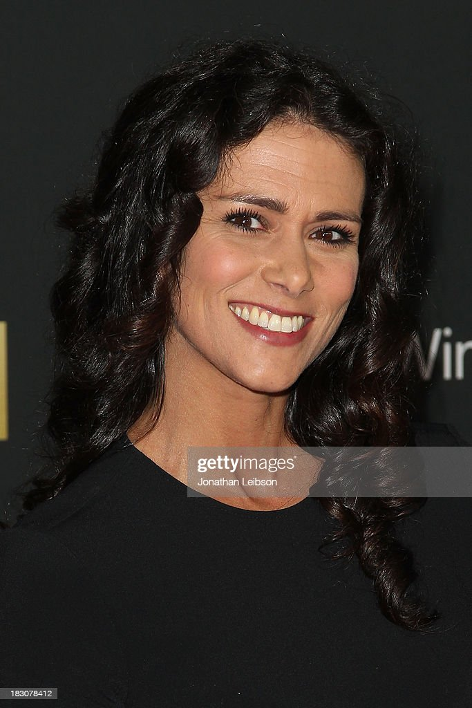 Actress Melissa Ponzio attends the AMC's 'The Walking Dead' - Season 4 Premiere Party at AMC Universal City Walk on October 3, 2013 in Universal City, California.