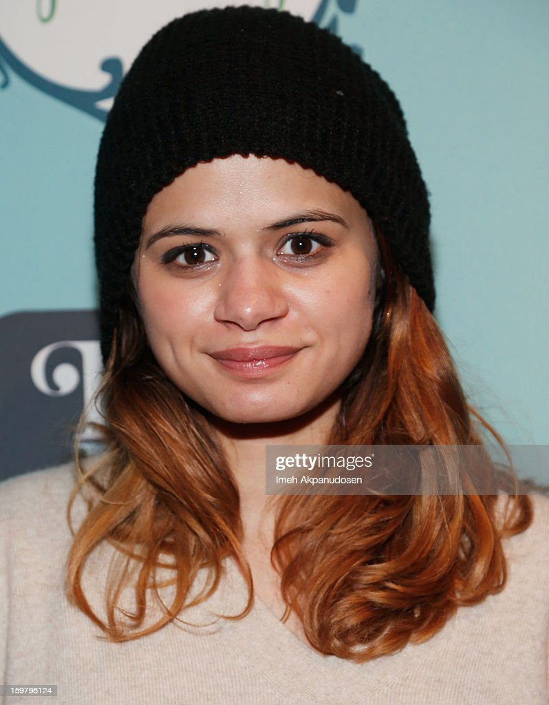 Actress Melonie Diaz attends Day 3 of the Kari Feinstein Style Lounge on January 20, 2013 in Park City, Utah.