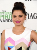 Actress Melonie Diaz attends the 2014 Film Independent Spirit Awards on March 1 2014 in Santa Monica California