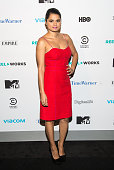 Actress Melonie Diaz attends the REEL WORKS 2013 benefit gala at The Edison Ballroom on November 6 2013 in New York City