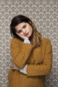 Actress Melonie Diaz is photographed for Los Angeles Times on January 19 2013 in Park City Utah PUBLISHED IMAGE CREDIT MUST READ Jay L Clendenin/Los...