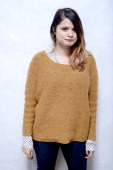 Actress Melonie Diaz poses for a portrait during the 2013 Sundance Film Festival at the WireImage Portrait Studio at Village At The Lift on January...