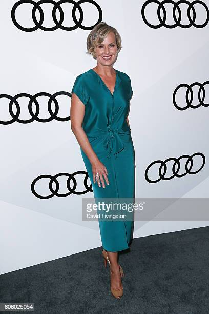 Actress Melora Hardin arrives at Audi Celebrates The 68th Emmys at Catch on September 15 2016 in West Hollywood California