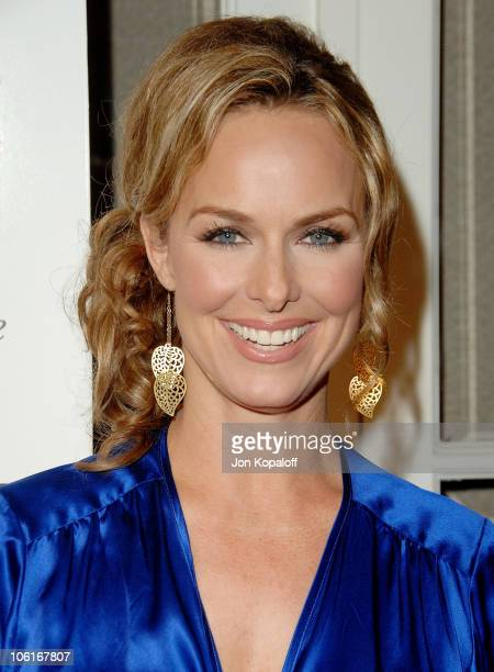 Actress Melora Hardin arrives at the '14th Annual Women In Hollywood' at the Four Seasons Hotel on October 15 2007 in Beverly Hills California