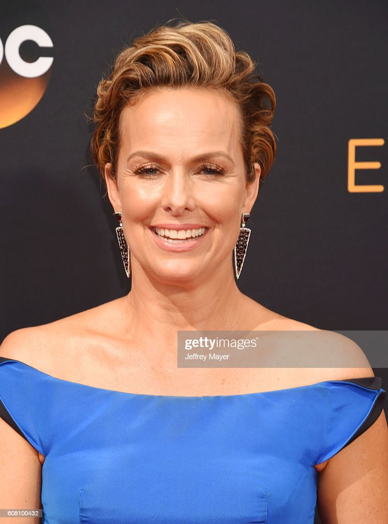 Actress Melora Hardin arrives at the 68th Annual Primetime Emmy Awards at Microsoft Theater on September 18, 2016 in Los Angeles, California.