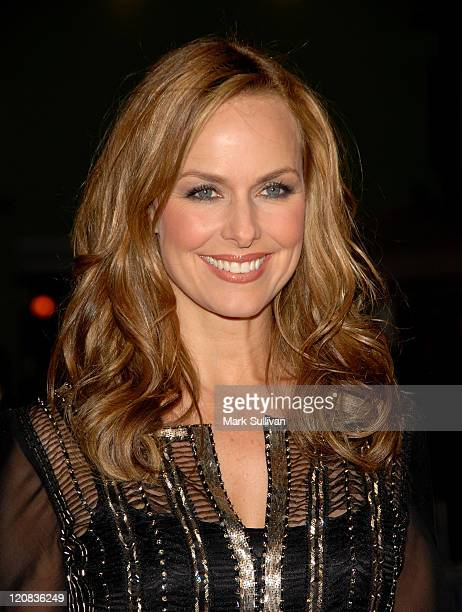 Actress Melora Hardin arrives at the premiere of '27 Dresses' held on January 7 2007 in Westwood California