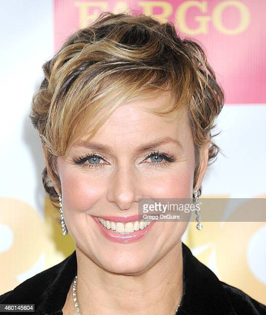 Actress Melora Hardin arrives at TrevorLIVE Los Angeles at Hollywood Palladium on December 7 2014 in Los Angeles California