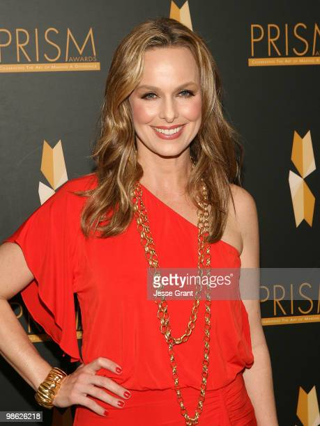 Actress Melora Hardin arrives to the 14th Annual Prism Awards at the Beverly Hills Hotel on April 22 2010 in Beverly Hills California
