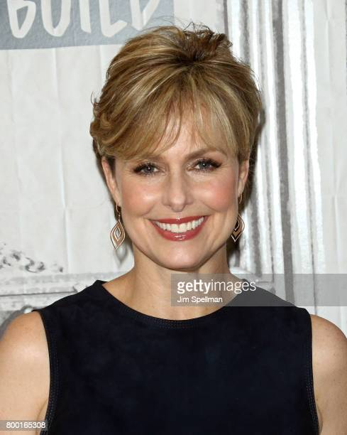 Actress Melora Hardin attends Build to discuss the show 'The Bold Type' at Build Studio on June 23 2017 in New York City